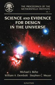 Science and Evidence for Design in the Universe