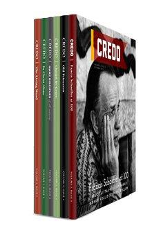 Credo Magazine (6 issues)