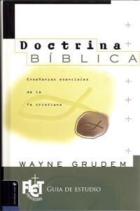 Doctrina Bíblica: Doctrina del Hombre y Cristo (Guía de Estudio)