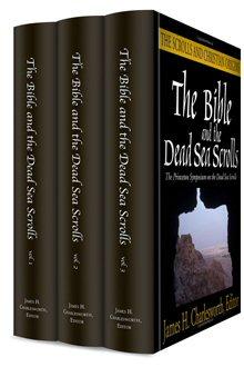 Princeton Symposium on the Dead Sea Scrolls Series (3 vols.)