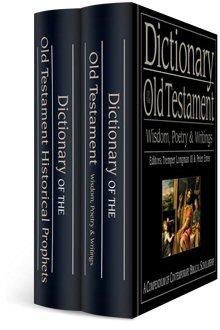 IVP Dictionary of the Old Testament Bundle Upgrade (2 vols.)