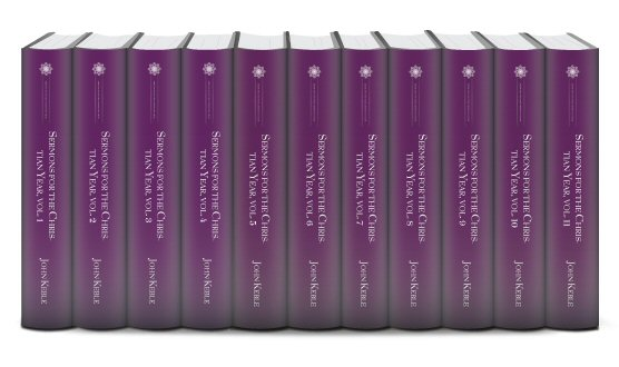 Sermons for the Christian Year (11 vols.)