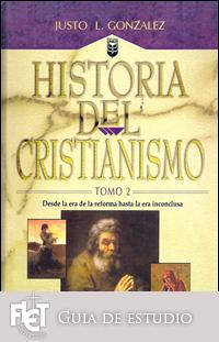 Historia del cristianismo (Guía de estudio)