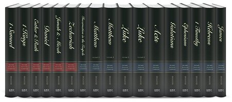 Reformed Expository Commentary (18 vols.)