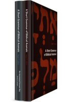 A Short Grammar of Biblical Aramaic (2 vols.)