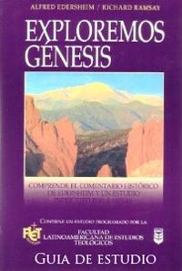 Exploremos Génesis (Guía de estudio)