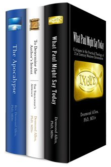 Desmond Allen Collection (3 vols.)