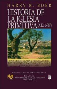 Historia de la Iglesia primitiva (A.D. 1–787)