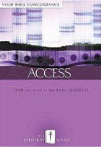 Everyday Access: Your Bible Concordance