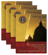 Catholic Scripture Study International: This Sacred Council Studies (4 vols.)