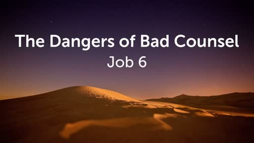 The Danger of Bad Counsel