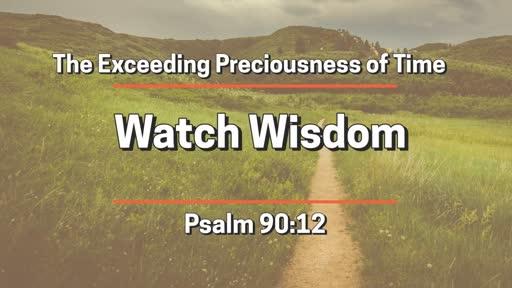 Watch Wisdom