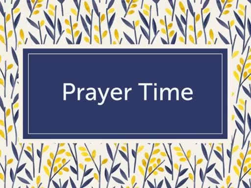 Mark: Jesus Christ, God's Servant - Effective, Powerful Prayer