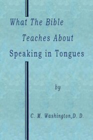 What the Bible Teaches About Speaking in Tongues