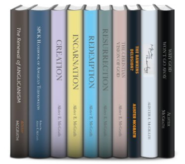 SPCK Alister McGrath Collection (10 vols.)