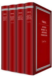 Select Works of Virgil (4 vols.)