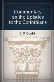 Commentary on the Epistles to the Corinthians