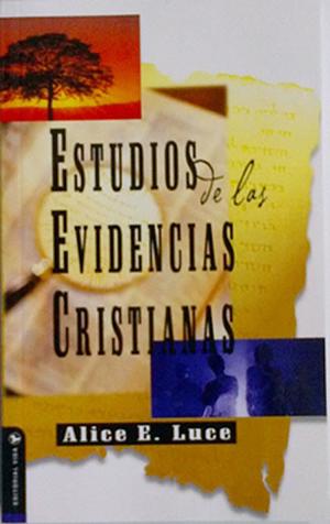 Estudios de las evidencias cristianas