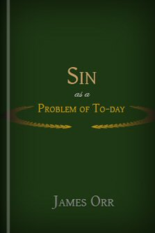 Sin as a Problem of To-Day