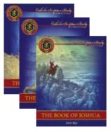 Catholic Scripture Study International: Joshua, Judges, and Ruth Studies (3 vols.)