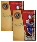 Catholic Scripture Study International: 1 & 2 Corinthians Studies (2 vols.)
