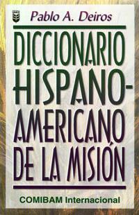 Diccionario Hispano-Americano de la misión