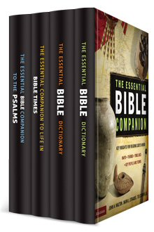 Zondervan Essentials Series (4 vols.)