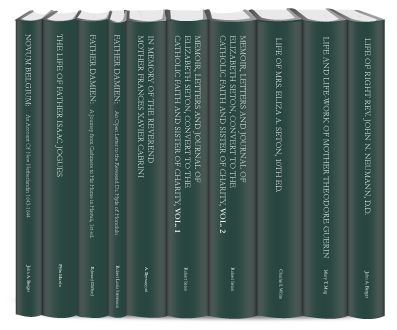 American Catholic Saints Collection (10 vols.)