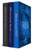 Coleção de Bíblias de Estudo (3 vols.)