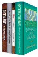 Coleção de Livros de Referência (4 vols.)