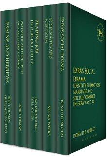T&T Clark Studies in the Hebrew Bible: The Writings (5 vols.)