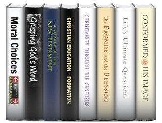 Zondervan Textbook Bundle (8 vols.)