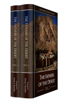 The Fathers of the Desert (2 vols.)