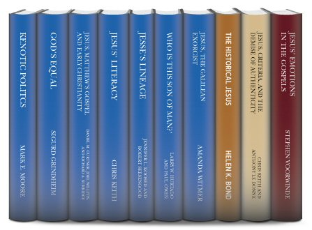 T&T Clark Jesus Studies Collection (10 vols.)