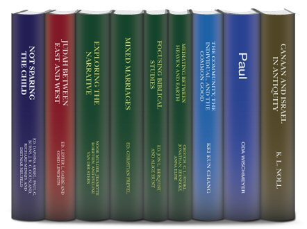 T&T Clark Bible Backgrounds Collection (9 vols.)