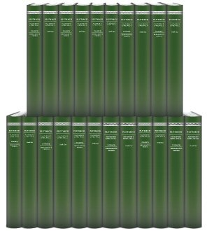 Plutarch's Lives (22 vols.)