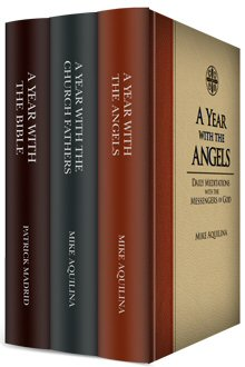 Daily Reflections on the Bible, Church Fathers, and Angels (3 vols.)