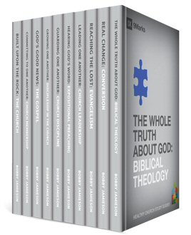 9Marks Healthy Church Study Guides (10 vols.)