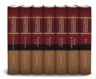 Baker Commentary on the Old Testament Wisdom and Psalms (7 vols.)