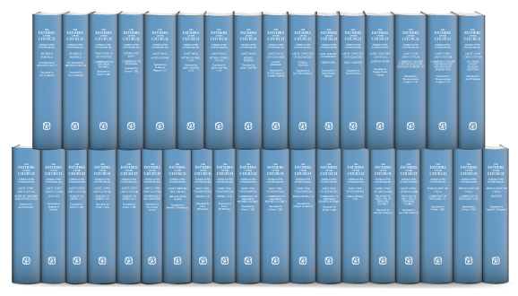 Fathers of the Church: Greek Fathers of the Nicene Era (35 vols.)