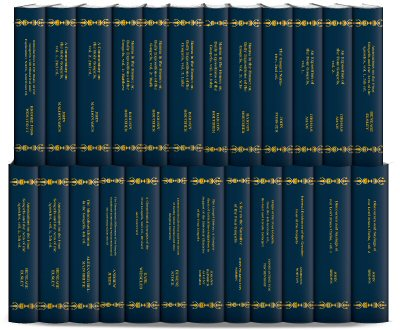 Classic Commentaries and Studies on the Gospels and Acts (24 vols.)