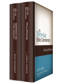The Story of God Bible Commentary Series (2 vols.)