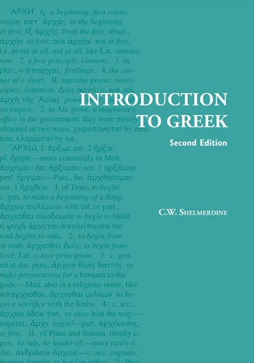 Introduction to Greek, 2nd ed.