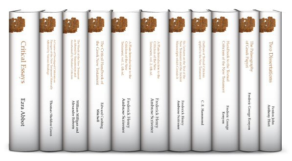Classic Studies on New Testament Textual Criticism (11 vols.)