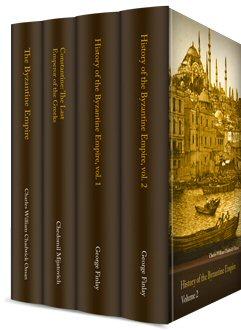 Select Works on Byzantine History (4 vols.)