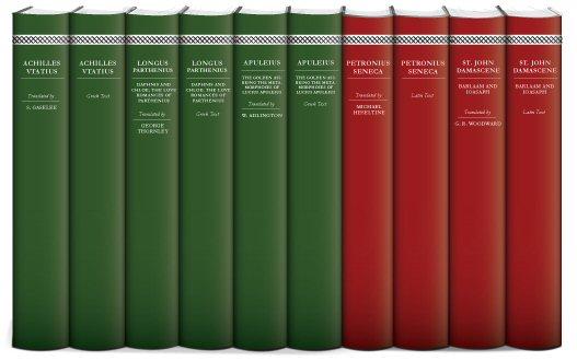 Select Novels of Antiquity (10 vols.)