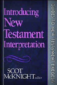 Introducing New Testament Interpretation
