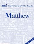 Explorer's Bible Study on the Gospel of Matthew