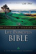 The Charles F. Stanley Life Principles Bible