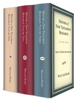 History of New Testament Research (3 vols.)
